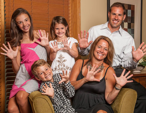 The Szott Family