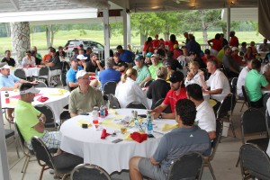 Vinni Golf Outing Dinner