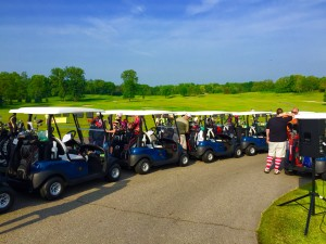 Vinni's Golf Outing