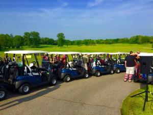Vinni Golf Outing Prep