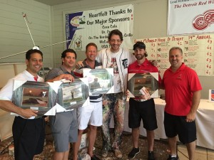 Vinni Golf Outing Auction Winners