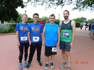 Escape to Belle Isle 2016 Participants