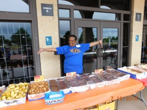 Escape to Belle Isle 2016 Food