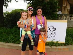 Escape to Belle Isle 2016 Participants