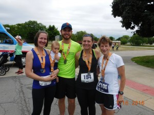 Escape to Belle Isle 2016 Racers