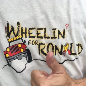 WheelinForRonald