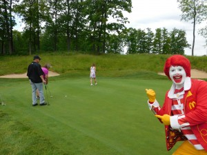 Vinni's Golf Outing Warm-up