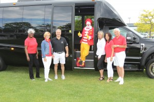 RMHC Team at Vinni's Golf Outing