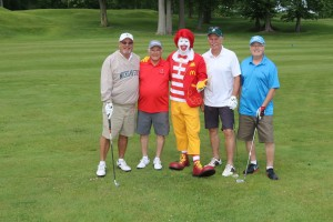 Vinni's Golf Outing Participants